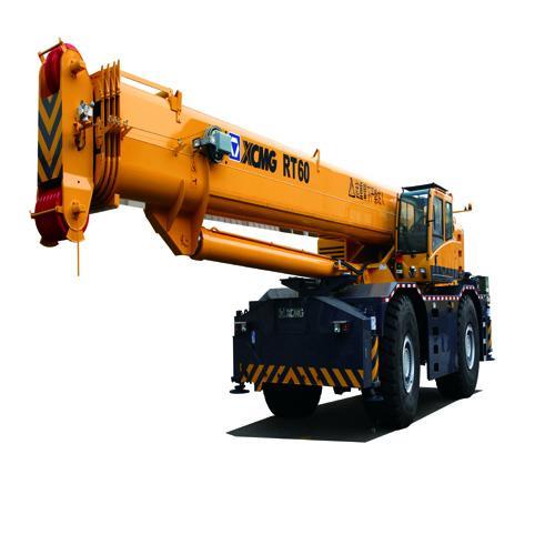 Rough Terrain Crane