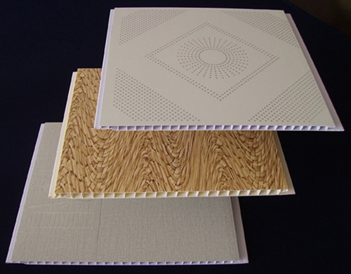 Decoration materials
