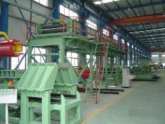 聚氨酯夹心板生产线 PU