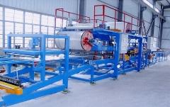 聚苯乙烯夹芯板生产线